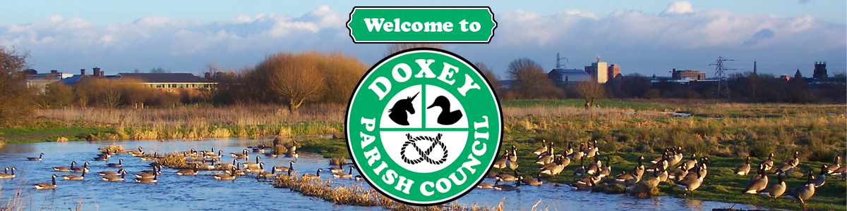 Header Image for Doxey Parish Council